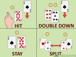 블랙잭 게임 규칙