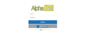 [벳북][토토먹튀]단속대상 알파벳먹튀 Alpha-1bet.Com 먹튀사이트 Alphabet먹튀